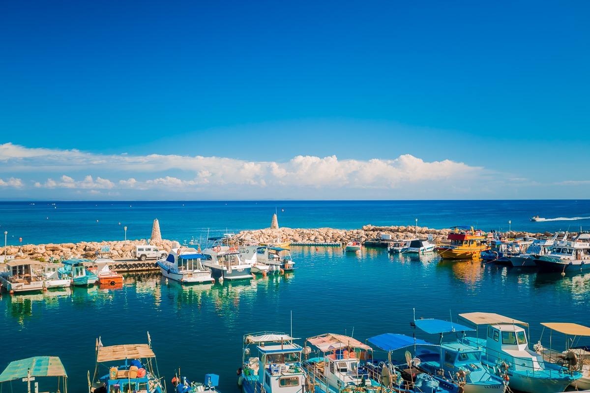 Фотограф на Кипре